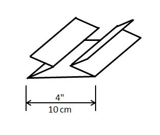 folded wiper